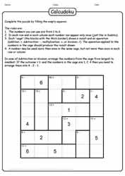 Puzzle Supports Reasoning Skills