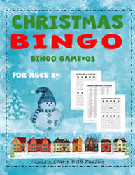 Bingo Game#01 - Christmas