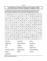 Engage with Word Mazes