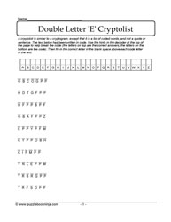 Cryptolist Double the E