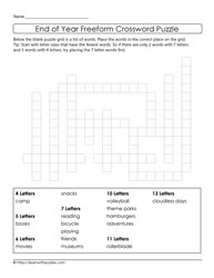 Engage the Brain Freeform Puzzle