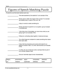 Figure of Speech Matching