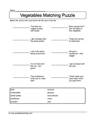 The Matching Game!