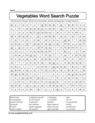 Search for Veggies