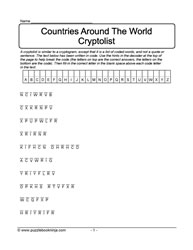 Decoding World Countries